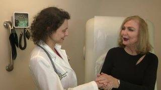 Post-menopausal women more at risk for heart disease, doctor says