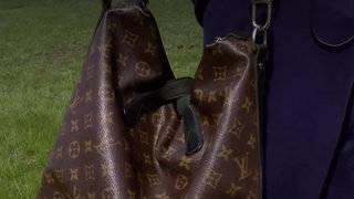 Michigan man to armed robber: 'You're not getting my Louis Vuitton'