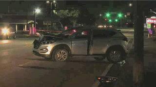 Pedestrian hit, killed by SUV on Arlington Road