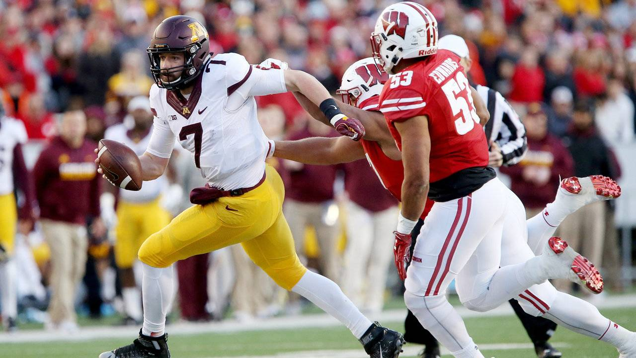 Wisconsin Football Vs Minnesota Time Tv Schedule Game