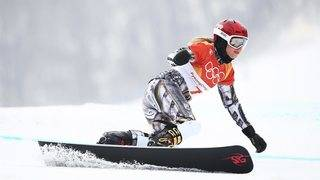 Ester Ledecka first woman to win gold in two sports at same Winter Olympics