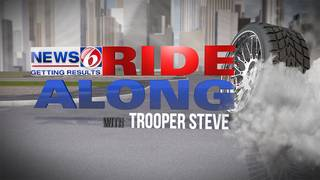 Want to Ride Along with Trooper Steve?