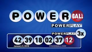 Powerball Jackpot Grows To 550 Million