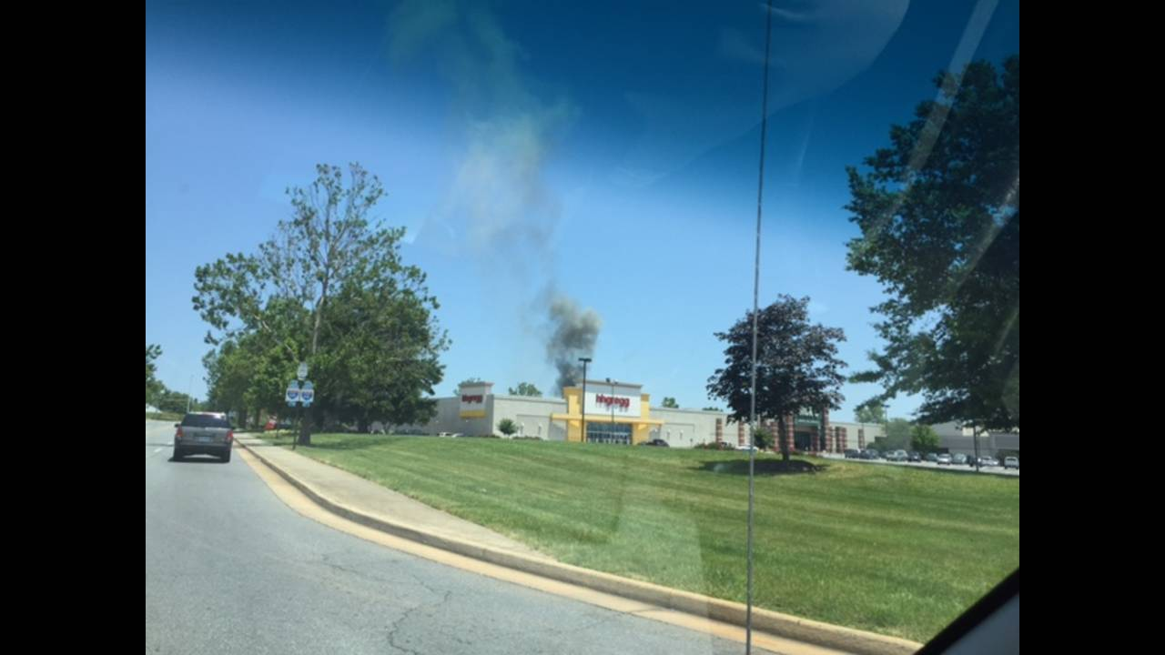 Garage Fire, Roanoke_239054
