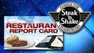 Steak n' Shake ordered shut after water from ceiling leaks onto food, pans
