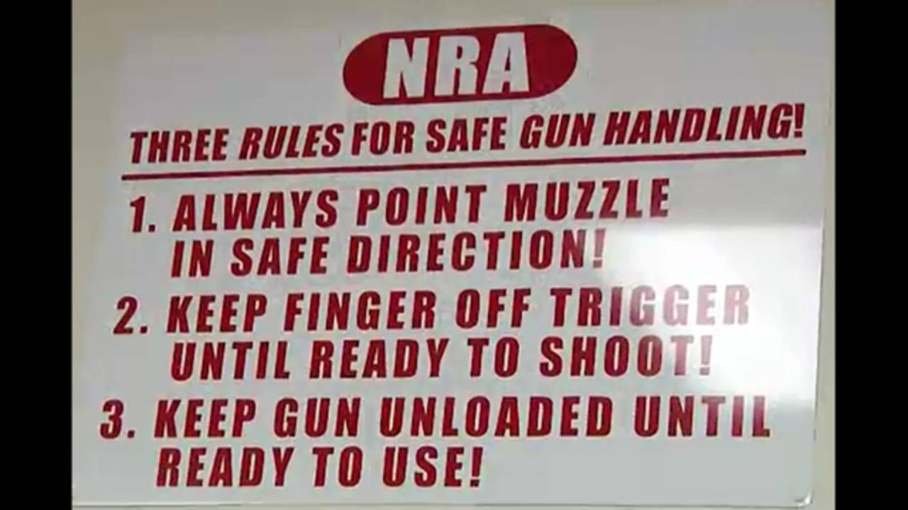 NRA Rules