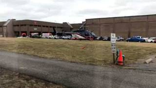 Kentucky school shooting: 1 dead, 9 injured, suspect held