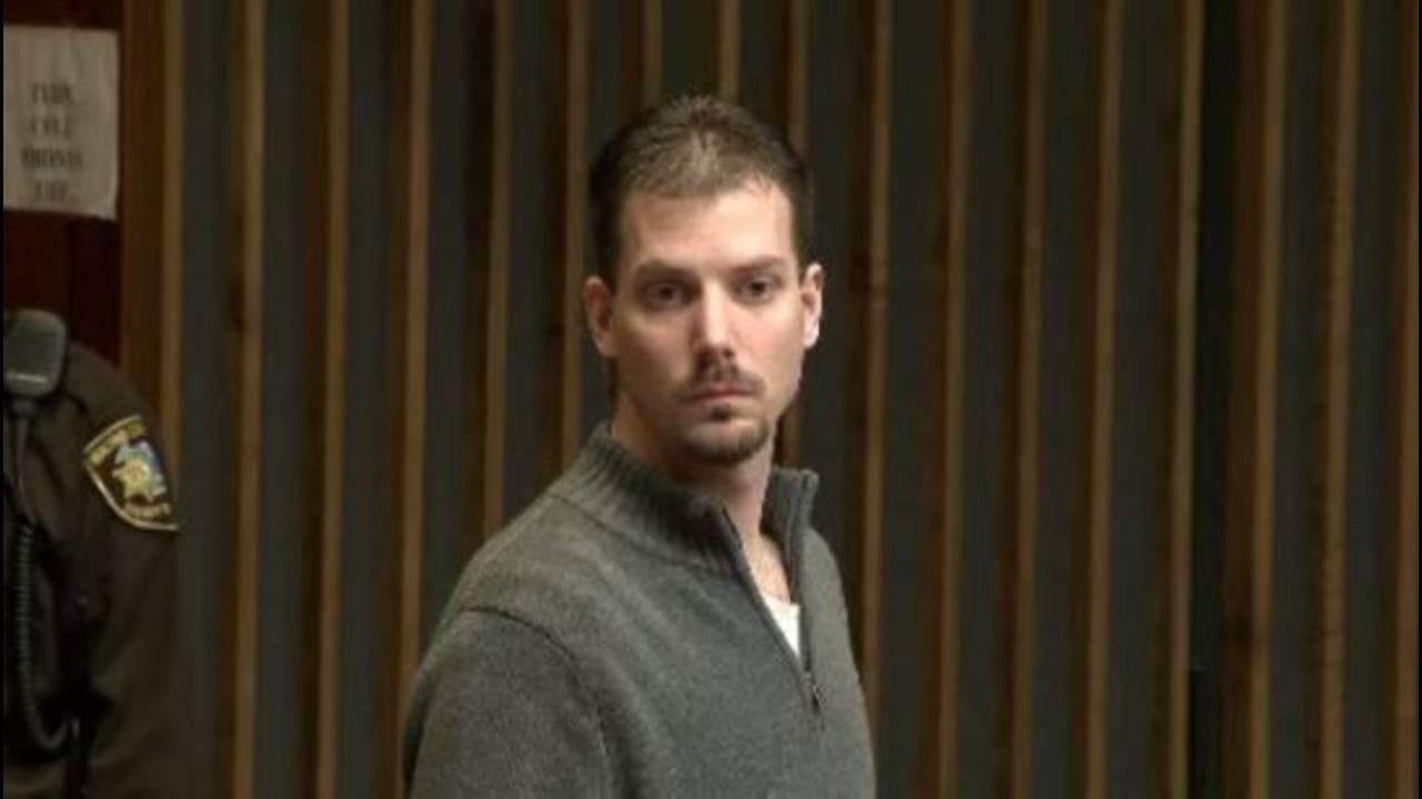 James VanCallis in court Jan 22 2016