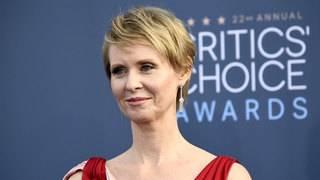 'Sex and the City' star Cynthia Nixon announces New York gubernatorial bid