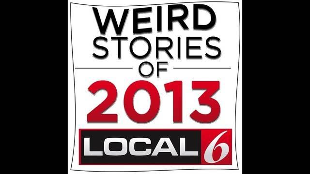 weird central florida news of 2013