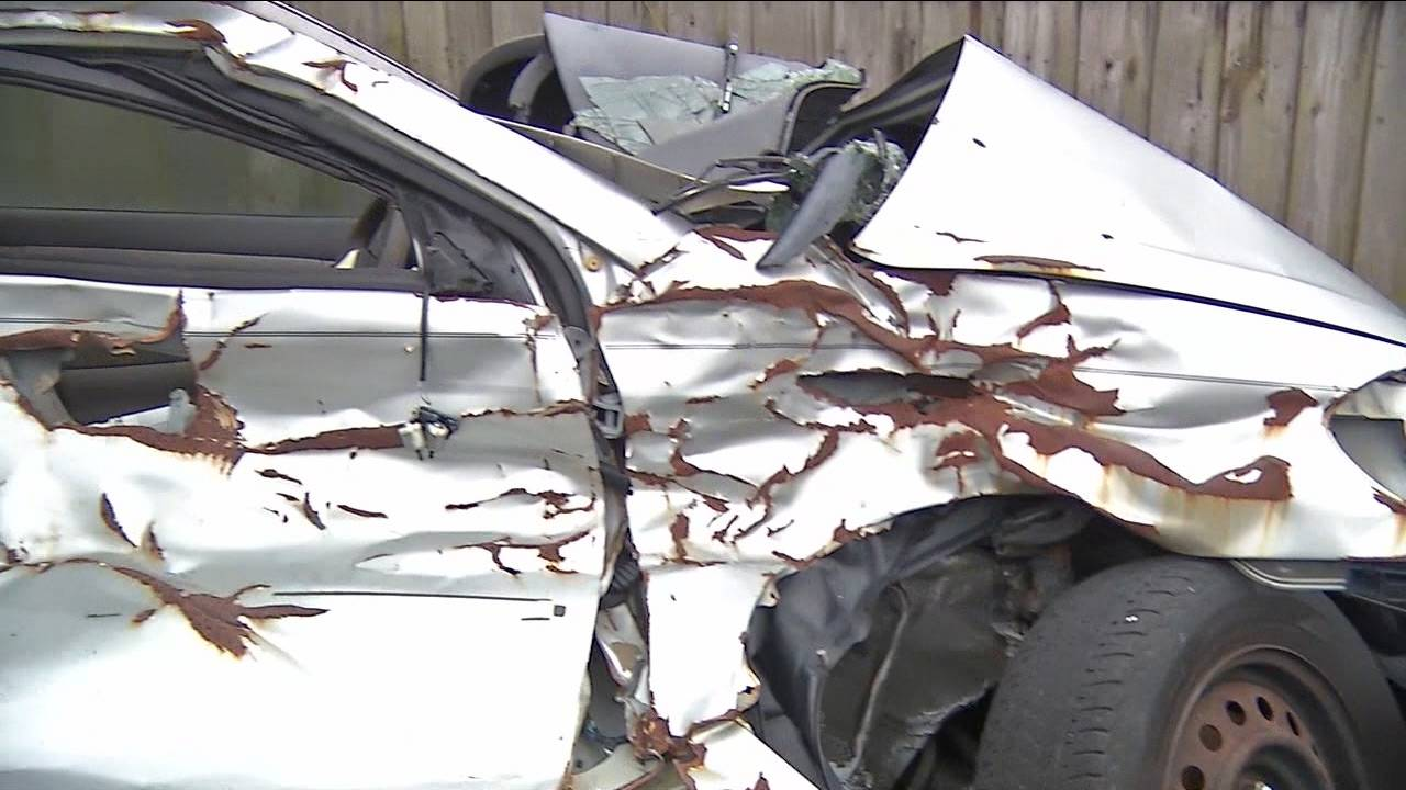 12-10 Jennifer Kirk's car