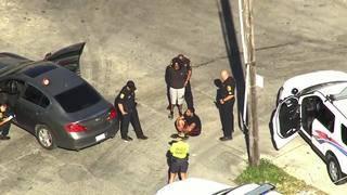 Several men taken into custody in North Miami
