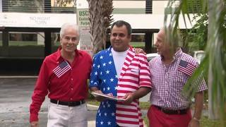More than 100 people in South Florida become US citizens
