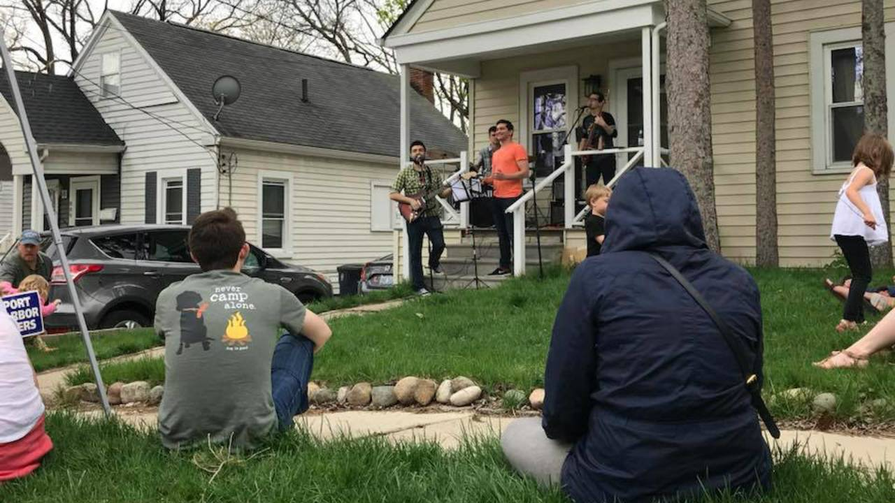 Water Hill Music Festival 2018 performers
