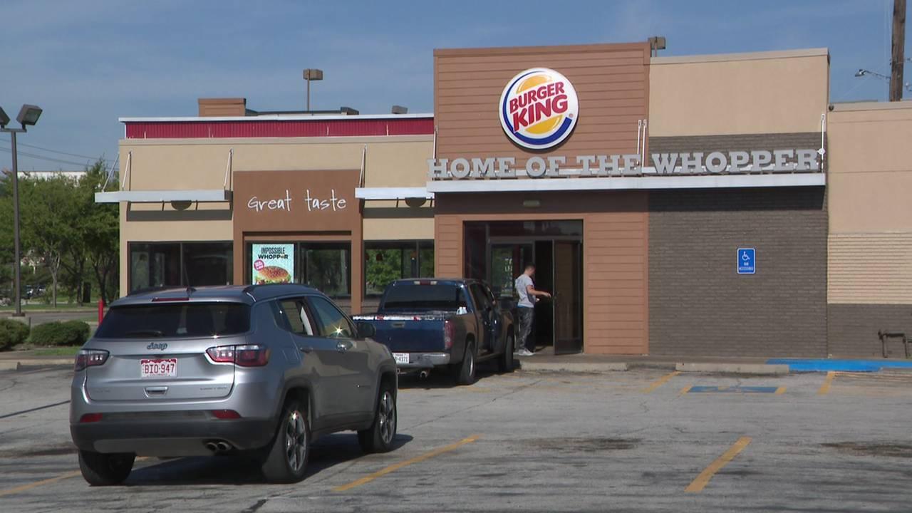 Burger King - 12590 Bissonnet