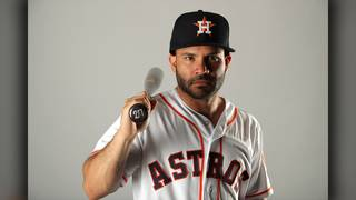 It's official: Jose Altuve, Astros agree to massive contract extension