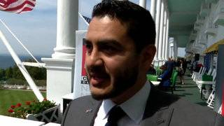 Gubernatorial candidate Abdul El-Sayed has bold agenda for Michigan