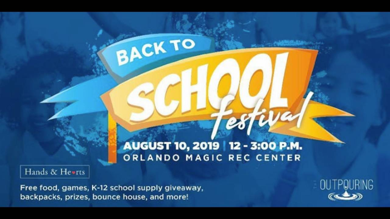 Motivate your children with these back-to-school giveaway events