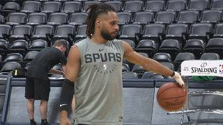 Spurs ready for Nuggets' Game 2 storm