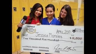 KPRC Senior Scholarship: Jessica Morales