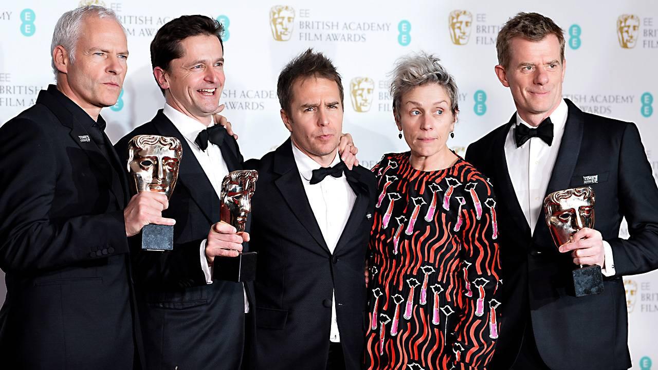 Bafta Winners: See The Full List Of BAFTA Winners