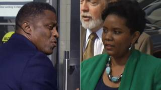 Reggie Brown asks to be tried separately trial from Katrina Brown