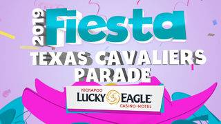 WATCH LIVE: Texas Cavaliers River Parade