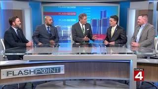 Flashpoint 2/25/18: The debate over arming teachers&#x3b; Metro Detroit's&hellip&#x3b;