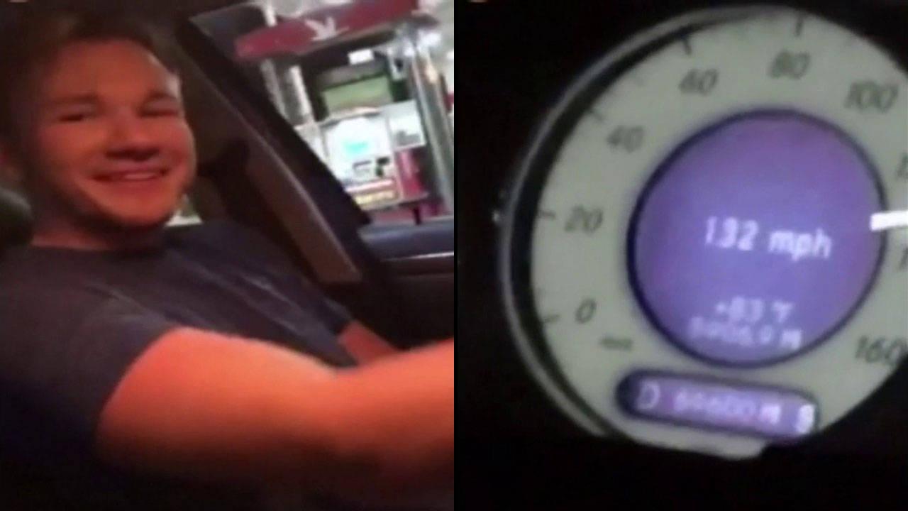 Andrews speeding June 24
