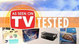 What 'Seen on TV' product should the Local 4 News Today team test?