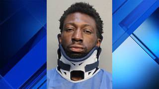 Homeless man crashes police car after going for joyride, authorities say