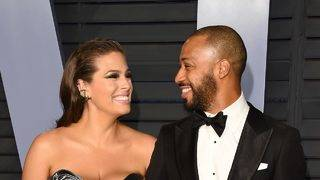 Ashley Graham Shares Sweet 8-Year Anniversary Post With Husband Justin Ervin