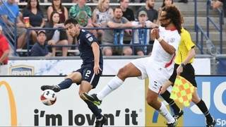 Armada defender Drew Beckie fighting back from virus to return to pitch