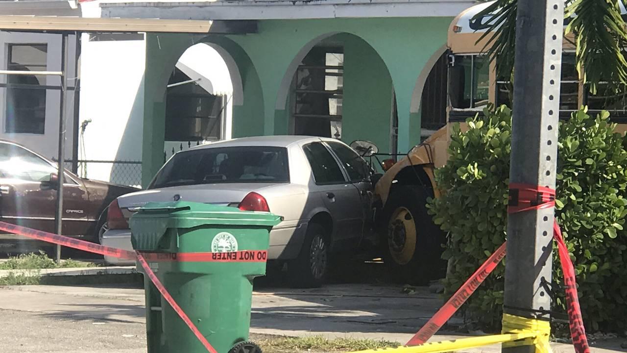 Coral Way bus crash 03-13-2019 3