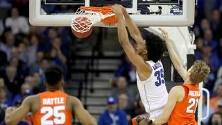 Duke ends Syracuse's Cinderella run 69-65