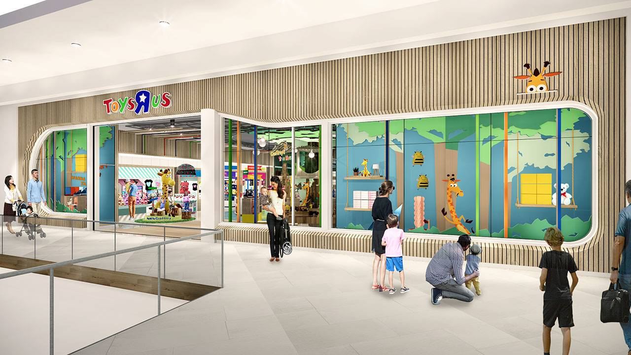 Toys R Us store rendering 7-18-19