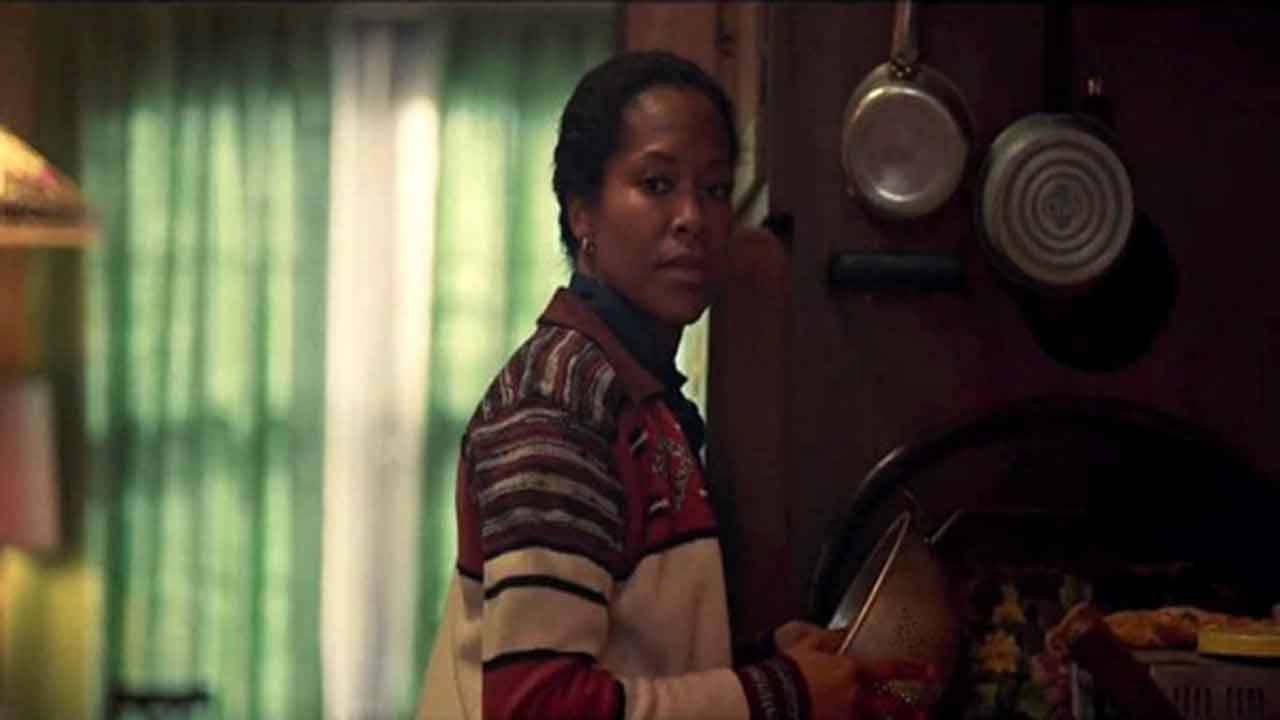 Regina King in scene from 'If Beale Street Could Talk'