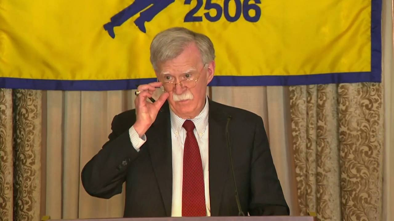 Bolton US to cut cash to 'three stooges' of socialism20190417211254.jpg