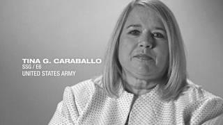 U.S. Army SSG/E6 Tina Caraballo shares her story