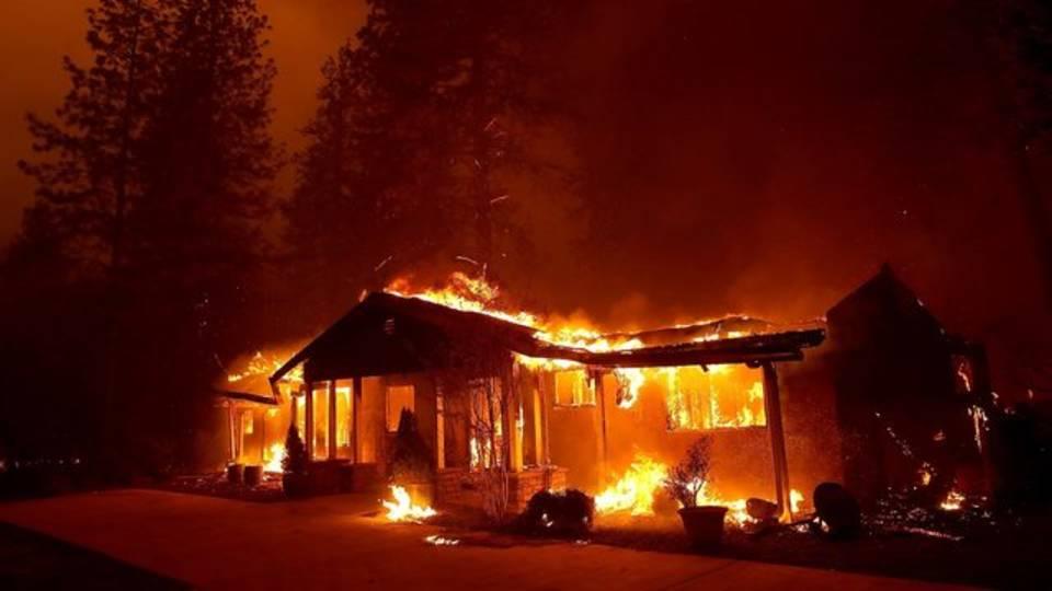 Paradise California Camp Fire25721570-75042528
