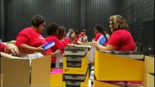 Roanoke students will get school supplies packed by volunteers
