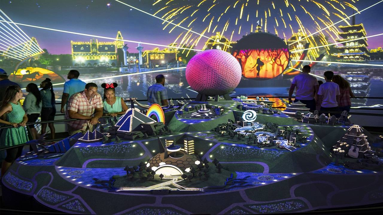 Walt Disney Imagineering presents the Epcot Experience_1569949357917