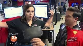 Thor Talks Moms With KSAT 12 Newsroom