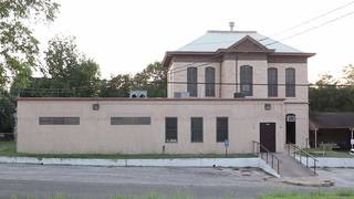 'Haunted' Lavaca County jail one of the oldest in Texas
