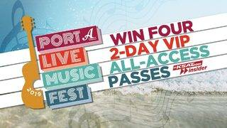 Official Contest Rules: KSAT Insiders Port A Live Music Fest Sweepstakes