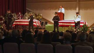 Sheriff: Fallen deputies were 'fun-loving, God-fearing, good men'
