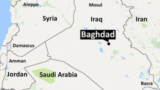 27 dead, dozens injured, in Baghdad double suicide bombing