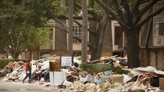 How will Texas help Harvey-ravaged communities?