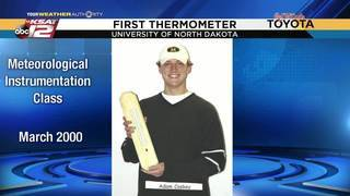 Thermometer Thursday: 3/22/18