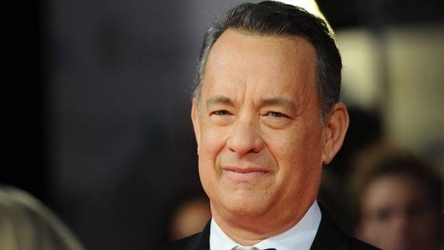 Tom Hanks Helps With Marriage Proposal At Austin Book Festival